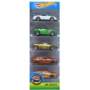 Set 5 Masinute Hot Wheels Multicolor