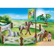 Tarcul cailor - Playmobil