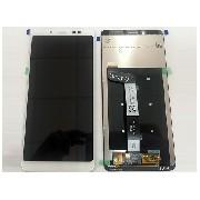 Display cu touchscreen Xiaomi Redmi Note 5, Note 5 Pro alb ORIGINAL