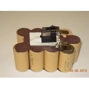 14.4V 2500mAh пакет батерия за винтоверт Panasonic