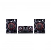 LG CJ-65 Hi-Fi Mini Wireless Usb Bluetooth 900W Mp3 Rds Cd 2 Usb