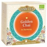 Ceai Premium In Harmony Golden Chai Bio Hari Tea 10dz