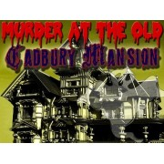 Murder Mystery Party Game - Murder at the Old Cadbury Mansion