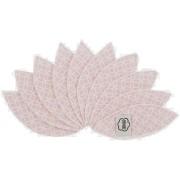 ImseVimse Labia pads - 10 stuks met waszakje - heftige / zware menstruatie (Kleur: Pink Helo (roze))