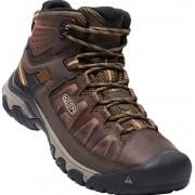 Férfi cipő Keen Targee III MID WP M, nagy ben / arany brown