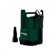 TP 7500 SI Pompa submersibila de drenaj apa curata Metabo , inaltime de refulare 6.5 m , debit 7500 l/h , putere 300 W
