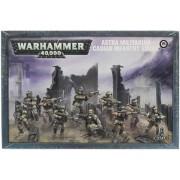 Warhammer 40.000 - Astra Militarum Cadian Infantry Squad