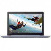 Лаптоп Lenovo IdeaPad 320 15.6 инча HD Antiglare, Intel Celeron N3350, Intel HD Graphics, 4 GB DDR3, 1000 GB, Син, 80XR00CQBM