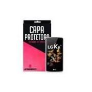 Capinha Protetora Transparente Para Lg K8- Underbody