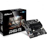 Placa de baza Asrock J3455-ITX , Mini ITX , Sloturi 2 , DDR3 , Intel SoC