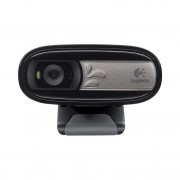 Logitech webcam C170 zwart