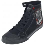 Black Premium by EMP Walk The Line Herren-Sneaker high EU40, EU41, EU42, EU43, EU44, EU45, EU46 Herren