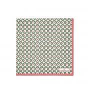 GreenGate Papierservietten Lara green