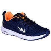 CAMPUS BLUE ORANGE COLOR RUNNING / LIFESTYLE SPORTS SHOES FOR MEN