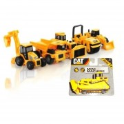 Mini Maquinas Cat Super Resistentes Original Intek - 34607