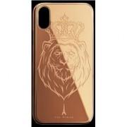 Les Fréres Rosé Lion iPhone Case