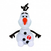 PLUS CU SUNETE OLAF-FROZEN (20 CM) - TY (ST9XTY41148)