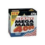 WEIDER - MEGA MASS 4000 4Kg