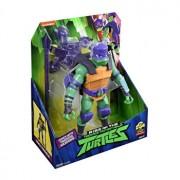 Testoasele Ninja, figurina Donatello gigant cu accesorii de lupta