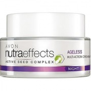 Avon Nutraeffects Ageless Multi Action Night Cream (50 G)
