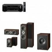 Sistem audio 51 Magnat Monitor Supreme 802+102+252+202 + Denon AVR-X1400