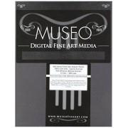 Museo Silver Rag Digital Art Paper, 8.5x11, White Papel Decorativo