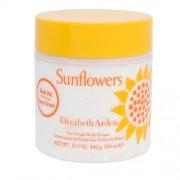 Elizabeth Arden Sunflowers 500ml Körpercreme für Frauen