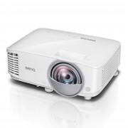 BenQ MX808ST Proyector para escritorio 3000lúmenes ANSI DLP XGA (1024x768) Blanco videoproyector