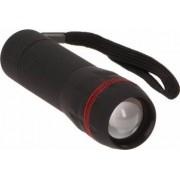 Lanterna ORNO OR-LT-1517 LED 1W Zoom Neagra