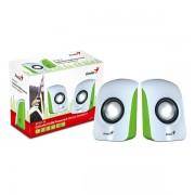 Genius zvučnici SP-U115, 1.5W, USB, bijeli 31731006103