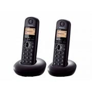 Telefon DECT Panasonic KX-TGB212FXB negru