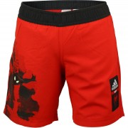 Pantaloni scurti copii adidas Performance Dy Spider BJ9730