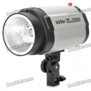 Luz de fotografia Godox Mini Pioneer 250DI 250WS Flash Studio-Gris (Enchufe AC 220V / 3-apartamento-Pin)