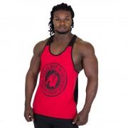 Gorilla Wear Roswell Tank Top - Red/Black - M
