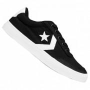 Converse Courtland Ox Kinderen Sneaker 361818C-001 - zwart - Size: 31