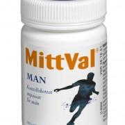 MittVal Mittval Man 100 Tabletter