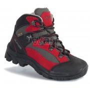 Cipő Duras Rocker Kid II COMFORTEX piros / fekete