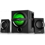 SPEAKER, Fenda F&D A140X, 2.1, 38W RMS, Bluetooth, USB, MP3/FM