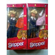 School Going Skipper (Made Exclusively For Sale In India Early 1990s) Rare