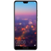 "Telefon Mobil Huawei P20, Procesor Octa-Core 2.36/1.8 GHz, Capacitive touchscreen 5.8"", 4GB RAM, 128GB Flash, Camera Duala 12+20MP, Wi-Fi, 4G, Single SIM, Android (Albastru) + Cartela SIM Orange PrePay, 6 euro credit, 4 GB internet 4G, 2,000 minute nation"