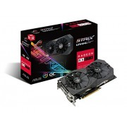 Placa gráfica Asus Rog Strix RX 570 4Gb Gaming