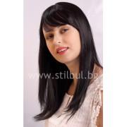 Перука от естествена коса Памела 55см