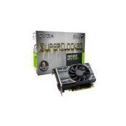 Placa De Video 4gb Geforce Gtx 1050 Ti Evga Superclocked 4gb Gddr5