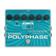 ELECTRO HARMONIX Stereo Polyphase - Effetto Phase Shifter Stereo