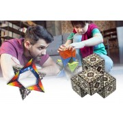 Arther Gold £7.99 instead of £29.99 for a geometric puzzle cube, £14.99 for two cubes or £23.99 for four cubes from Arther Gold - save up to 73%