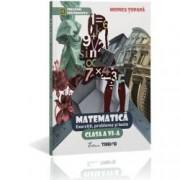 Matematica. Exercitii probleme si teste Clasa a VI-a