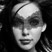 Máscara Erika Bijoux Indiscrets Preta