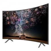 Телевизор Samsung 49RU7372, 49 инча 4k UHD LED, 3840 x 2160, Curved, 1500 PQI, HDR 10+, Dolby Digital Plus, DVB-T2CS2, PIP, Wireless, UE49RU7372UXXH