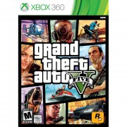 Grand theft Auto v GTA5 para Xbox 360