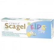 Scagel Kids Gel Siliconic cu Extract de Ceapa x 19 g. Cybele Bangkok Botanica